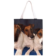 Smooth Fox Terrier Group Classic Light Tote Bag
