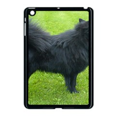 Swedish Lapphund Full Apple iPad Mini Case (Black)