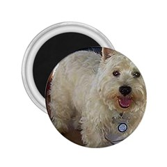 Westie Full 2.25  Magnets
