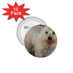 Westie Full 1.75  Buttons (10 pack)