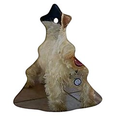 Westie Full Christmas Tree Ornament (2 Sides)