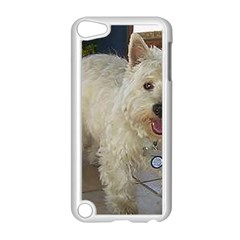Westie Full Apple iPod Touch 5 Case (White)