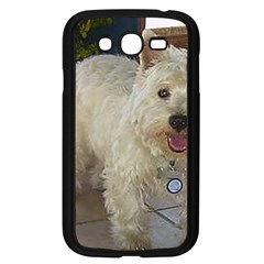 Westie Full Samsung Galaxy Grand DUOS I9082 Case (Black)