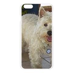 Westie Full Apple Seamless iPhone 6 Plus/6S Plus Case (Transparent)
