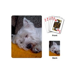 Westy Sleeping Playing Cards (Mini)