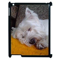 Westy Sleeping Apple iPad 2 Case (Black)