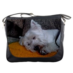 Westy Sleeping Messenger Bags