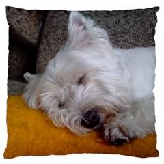 Westy Sleeping Large Cushion Case (Two Sides)