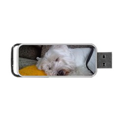 Westy Sleeping Portable USB Flash (One Side)