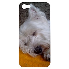 Westy Sleeping Apple iPhone 5 Hardshell Case