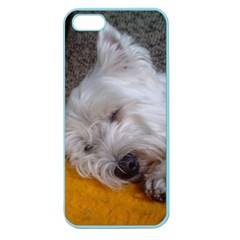 Westy Sleeping Apple Seamless iPhone 5 Case (Color)