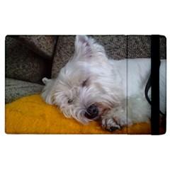 Westy Sleeping Apple iPad 3/4 Flip Case