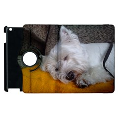 Westy Sleeping Apple iPad 3/4 Flip 360 Case