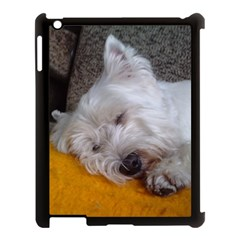 Westy Sleeping Apple iPad 3/4 Case (Black)