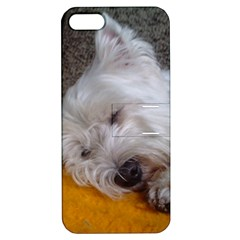 Westy Sleeping Apple iPhone 5 Hardshell Case with Stand