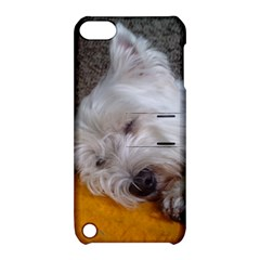 Westy Sleeping Apple iPod Touch 5 Hardshell Case with Stand