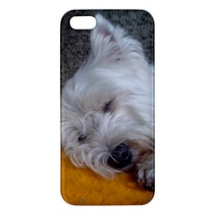 Westy Sleeping Apple iPhone 5 Premium Hardshell Case