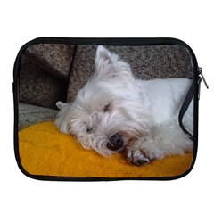 Westy Sleeping Apple iPad 2/3/4 Zipper Cases