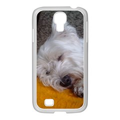 Westy Sleeping Samsung GALAXY S4 I9500/ I9505 Case (White)