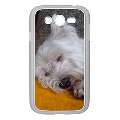 Westy Sleeping Samsung Galaxy Grand DUOS I9082 Case (White)