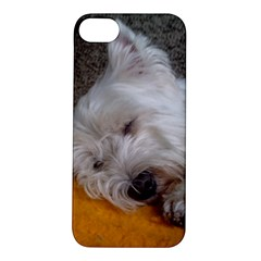Westy Sleeping Apple iPhone 5S/ SE Hardshell Case