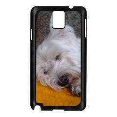 Westy Sleeping Samsung Galaxy Note 3 N9005 Case (Black)