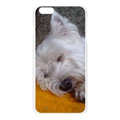 Westy Sleeping Apple Seamless iPhone 6 Plus/6S Plus Case (Transparent)