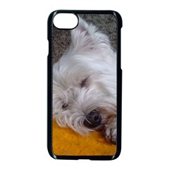 Westy Sleeping Apple iPhone 7 Seamless Case (Black)