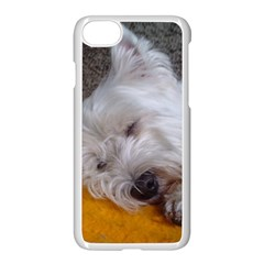 Westy Sleeping Apple iPhone 7 Seamless Case (White)