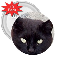 Manx 3  Buttons (10 pack)