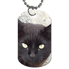 Manx Dog Tag (Two Sides)