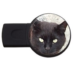 Manx USB Flash Drive Round (1 GB)