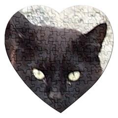 Manx Jigsaw Puzzle (Heart)