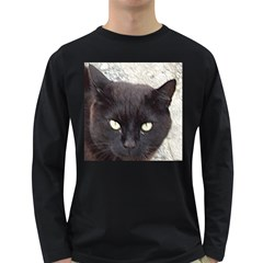 Manx Long Sleeve Dark T-Shirts