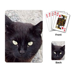 Manx Playing Card