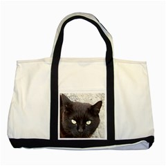Manx Two Tone Tote Bag