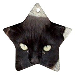 Manx Star Ornament (Two Sides)