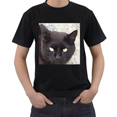 Manx Men s T-Shirt (Black)