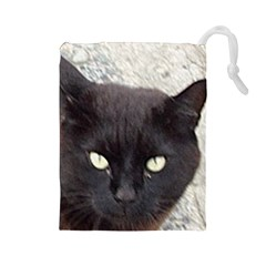 Manx Drawstring Pouches (Large)