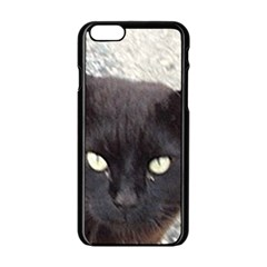 Manx Apple iPhone 6/6S Black Enamel Case
