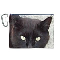 Manx Canvas Cosmetic Bag (XL)