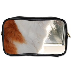 Norwegian Forest Cat Sitting 4 Toiletries Bags