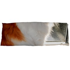 Norwegian Forest Cat Sitting 4 Body Pillow Case (Dakimakura)