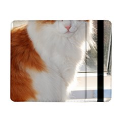 Norwegian Forest Cat Sitting 4 Samsung Galaxy Tab Pro 8.4  Flip Case