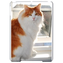 Norwegian Forest Cat Sitting 4 Apple iPad Pro 9.7   Hardshell Case