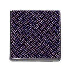 WOV2 BK-PR MARBLE Memory Card Reader (Square)