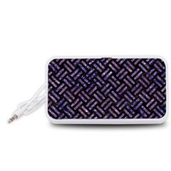 WOV2 BK-PR MARBLE Portable Speaker (White)