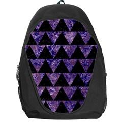 TRI2 BK-PR MARBLE Backpack Bag
