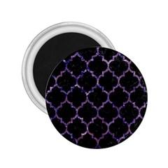 TIL1 BK-PR MARBLE 2.25  Magnets