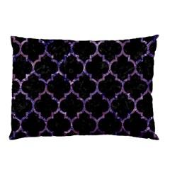 TIL1 BK-PR MARBLE Pillow Case